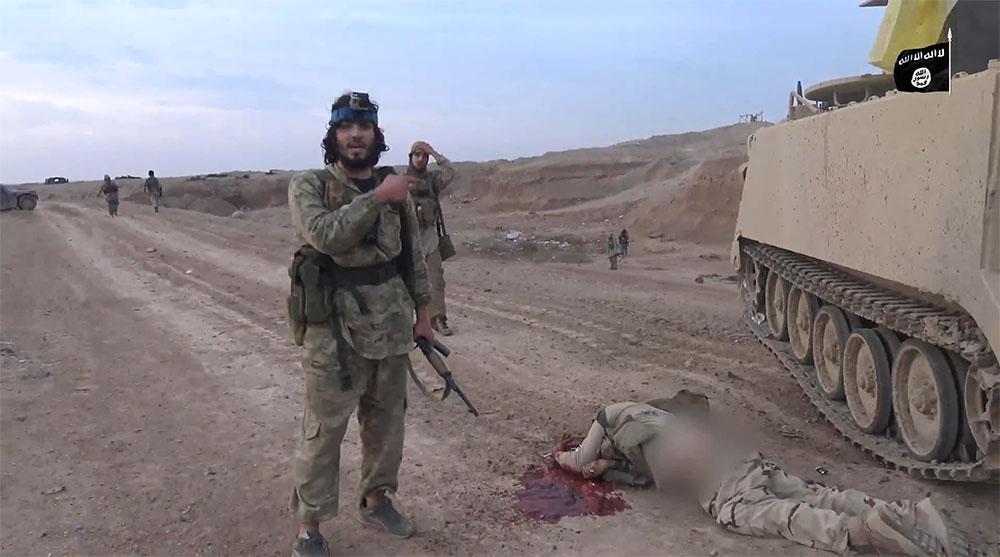 ISIS Battle