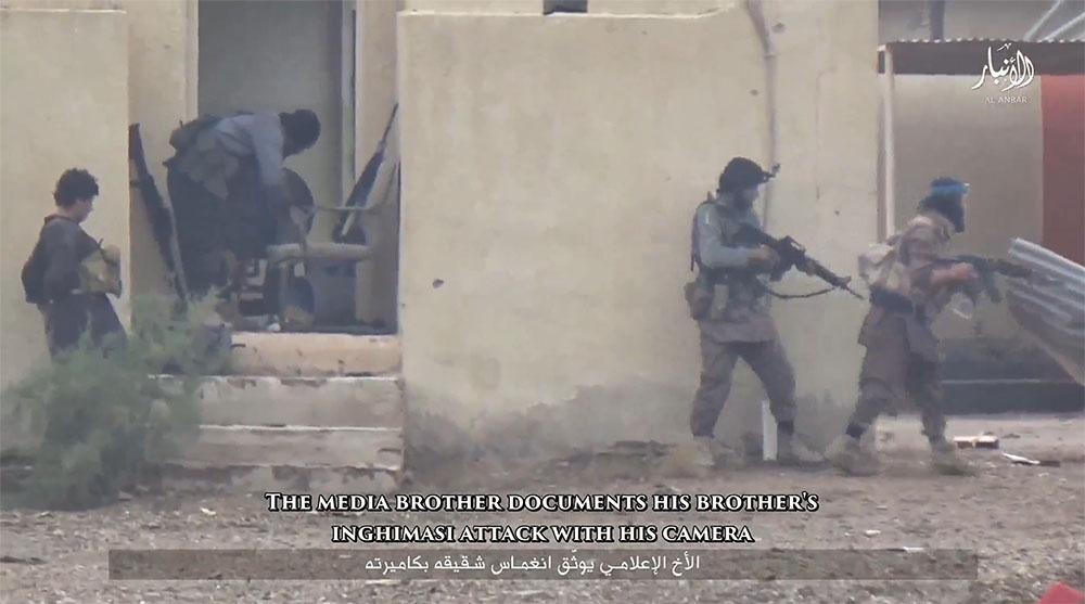 ISIS Gopro