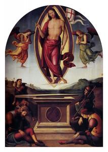 Perugino Resurrection